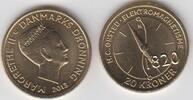 20 Kroner - 20 Kronen 2013 Dänemark - Danmark Wissenschaftler: Hans Chr... 5,25 EUR  zzgl. 4,50 EUR Versand