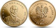 2 Zlote 2013 Polen - Polska - Poland Hypolit Cegielski . 200.Geb.  Phil... 0,75 EUR  zzgl. 4,50 EUR Versand