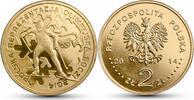 2 Zlote 2014 Polen - Polska - Poland Polnische Olympiamannschaftsrepräs... 1,00 EUR  zzgl. 4,50 EUR Versand