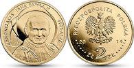 2 Zlote 2014 Polen - Polska - Poland Heiligsprechung von Johannes Paul ... 1,00 EUR  zzgl. 4,50 EUR Versand