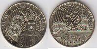 50 Bani 2014 Rumänien - Romania Beginn der Regentschaft von Vladislav I... 1,00 EUR  zzgl. 4,50 EUR Versand