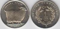 1 Lira  1 Türk Lirasi 2015 Türkei - Turkey - TÜRKİYE CUMHURİYETİ Angora... 5,00 EUR  zzgl. 4,50 EUR Versand