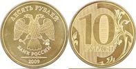 10 Rubel 2009 MMD Russland - Russia Umlaufmünze 10 Rubel vorzüglich s. ... 1,00 EUR  zzgl. 4,50 EUR Versand