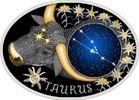 """Mazedonien - Macedonia 10 Denari Sternzeichen """"Stier"""" Taurus"""