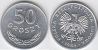 50 Groszy 1987 Polen - Polska - Poland Umlaufmünze Aluminium 'Hungeradl... 1,00 EUR  zzgl. 4,50 EUR Versand