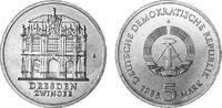Deutsche Demokratische Republik 5 Mark Dresdner Zwinger - Wallpavillion