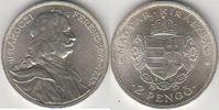 2 Pengö 1935 Ungarn - Hungary - Magyarorszag 200. Todestag von Ferenc R... 22,00 EUR  zzgl. 4,50 EUR Versand