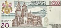 20 Zlotych 2015 Polen Polska Gedenk - Banknote:600. Geburtstag von Jan ... 29,00 EUR  zzgl. 4,50 EUR Versand