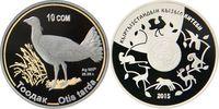 10 Som 2015 Kirgisien - Kyrgistan - Kyrgisia Grosstrappe - Otis tarda P... 69,00 EUR59,00 EUR  zzgl. 4,50 EUR Versand