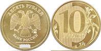10 Rubel 2010 MMD Russland - Russia Umlaufmünze 10 Rubel vorzüglich s. ... 1,00 EUR  zzgl. 4,50 EUR Versand