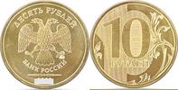 10 Rubel 2010 SPB Russland - Russia Umlaufmünze 10 Rubel vorzüglich s. ... 1,00 EUR  zzgl. 4,50 EUR Versand