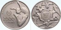 Ungarn - Hungary - Magyarorszag 2000 Forint XXXI. Olympische Sommerspiele Sao Paulo