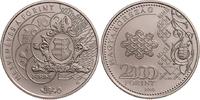 Ungarn - Hungary - Magyarorszag 2000 Forint 70 Jahre Forint-Währung in Ungarn