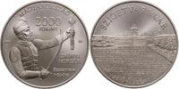 2000 Forint 2016 Ungarn - Hungary - Magyaroszág Szigetvár - Burg Stemp... 12,00 EUR  zzgl. 4,50 EUR Versand