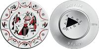 "5 Euro RAR 2016 Lettland - Latvija - Latvia ""Baltars-Porzellan aus Riga... 89,00 EUR  zzgl. 4,50 EUR Versand"