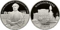 20 000 Forint 2016 Ungarn - Hungary - Magyarorszag István Széchenyi 225... 99,00 EUR  zzgl. 4,50 EUR Versand