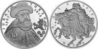 Slowakei - Slovensko - Slovakia 10 Euro Juraj Turzo – 400. Todestag