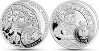 Polen - Polska  -  Poland 20 Zloty VORVERKAUF Geschichte der Münzen Polens - Schilling und Taler von Stefan Bátory
