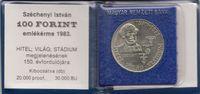 100 Forint 1983 Ungarn - Hungary - Magyarorszag 150 Jahre 'Licht' 'Kred... 5,00 EUR  zzgl. 4,50 EUR Versand
