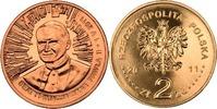 2 Zlote 2011 Polen - Polska - Poland Seligsprechungvon Johannes Paul II... 1,50 EUR  zzgl. 4,50 EUR Versand