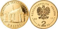 2 Zloty 2011 Polen - Polska - Poland Kalisz / Kalisch Städtemünze unzir... 1,00 EUR  zzgl. 4,50 EUR Versand