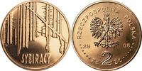 2 Zloty 2008 Polen - Polska - Poland Sibirier - Sybiracy (Polen, die na... 0,75 EUR  zzgl. 4,50 EUR Versand