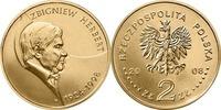 2 Zloty 2008 Polen - Polska - Poland Zbigniew Herbert (1924-1998) Poet,... 0,75 EUR  zzgl. 4,50 EUR Versand
