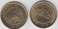 20 Kroner - 20 Kronen 2008 Dänemark - Danmark Schiffe HAVNHINGSTEN- 4. ... 6,00 EUR  zzgl. 4,50 EUR Versand