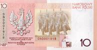 10 Zlotych 2008 Polen Polska Gedenk - Banknote: 90. Jahrestag der Unabh... 15,00 EUR  zzgl. 4,50 EUR Versand