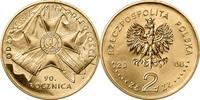 2 Zloty 2008 Polen - Polska - Poland Unabhängigkeit 90. Jahrestag unzir... 0,75 EUR  zzgl. 4,50 EUR Versand