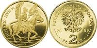 2 Zloty 2009 Polen - Polska - Poland Geschichte der Kavallerie - Husare... 1,00 EUR  zzgl. 4,50 EUR Versand