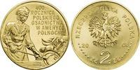 2 Zloty 2008 Polen - Polska - Poland Übersiedlung nach Nordamerika vor ... 0,75 EUR  zzgl. 4,50 EUR Versand