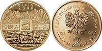 2 Zloty 2008 Polen - Polska - Poland XXIX Olympische Sommerspiele Pekin... 0,75 EUR  zzgl. 4,50 EUR Versand