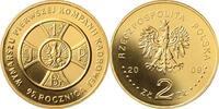 2 Zlote 2009 Polen - Polska - Poland 95. JT des Ersten Ausmarschs der K... 1,00 EUR  zzgl. 4,50 EUR Versand