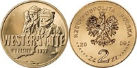 2 Zlote 2009 Polen - Polska - Poland September 1939 - Terror-Angriff au... 0,75 EUR  zzgl. 4,50 EUR Versand