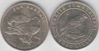 1 Lira 2009 Türkei Turkey Kaiseradler und Bartgeier Tiere in der Türkei... 3,00 EUR  zzgl. 4,50 EUR Versand