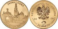 2 Zloty 2009 Polen - Polska - Poland Czestochowa - Tschenstochau -  Jas... 0,75 EUR  zzgl. 4,50 EUR Versand