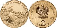 2 Zlote 2009 Polen - Polska - Poland Polnische Familien,  die Juden ret... 0,75 EUR  zzgl. 4,50 EUR Versand