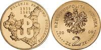 2 Zlote 2009 Polen - Polska - Poland Untergrundstaat - Gründung vor 70 ... 1,00 EUR  zzgl. 4,50 EUR Versand