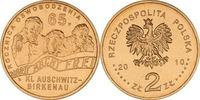 2 Zloty 2010 Polen - Polska - Poland 65. Jahrestag der Befreiung von Au... 1,00 EUR  zzgl. 4,50 EUR Versand