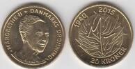 20 Kroner 2015 Dänemark - Danmark Königin Margrethe II. 75. Geburtstag ... 6,00 EUR  zzgl. 4,50 EUR Versand