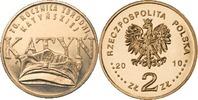 2 Zlote 2010 Polen - Polska - Poland 70 Jahre Verbrechen von Katyn unzi... 1,00 EUR  zzgl. 4,50 EUR Versand