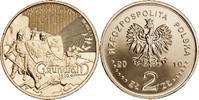 2 Zlote 2010 Polen - Polska - Poland Schlacht von Grunwald 1410 unzirku... 1,00 EUR  zzgl. 4,50 EUR Versand