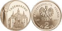2 Zlote 2010 Polen - Polska - Poland Städtemünze: Trzemeszno uncirculat... 0,75 EUR  zzgl. 4,50 EUR Versand