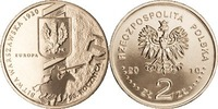 2 Zlote 2010 Polen - Polska - Poland Wunder an der Weichsel- Schlacht v... 0,75 EUR  zzgl. 4,50 EUR Versand