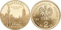2 Zlote 2010 Polen - Polska - Poland Warschauer Altstadt - 30 Jahre UNE... 1,00 EUR  zzgl. 4,50 EUR Versand