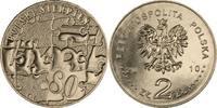2 Zlote 2010 Polen - Polska - Poland August 80 - Streiks unzirkuliert  2,00 EUR  zzgl. 4,50 EUR Versand