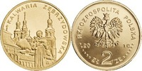 2 Zlote 2010 Polen - Polska - Poland Kalwaria Zebrzydowska - Städtemünz... 0,75 EUR  zzgl. 4,50 EUR Versand