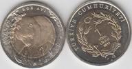 1 Lira 2011 Türkei - Turkey - TÜRKİYE CUMHURİYETİ Braunbär unc Unzirkul... 4,00 EUR  zzgl. 4,50 EUR Versand