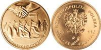 2 Zlote 2011 Polen - Polska - Poland EU - Ratsvorsitz Polen 2011 unzirk... 0,75 EUR  zzgl. 4,50 EUR Versand